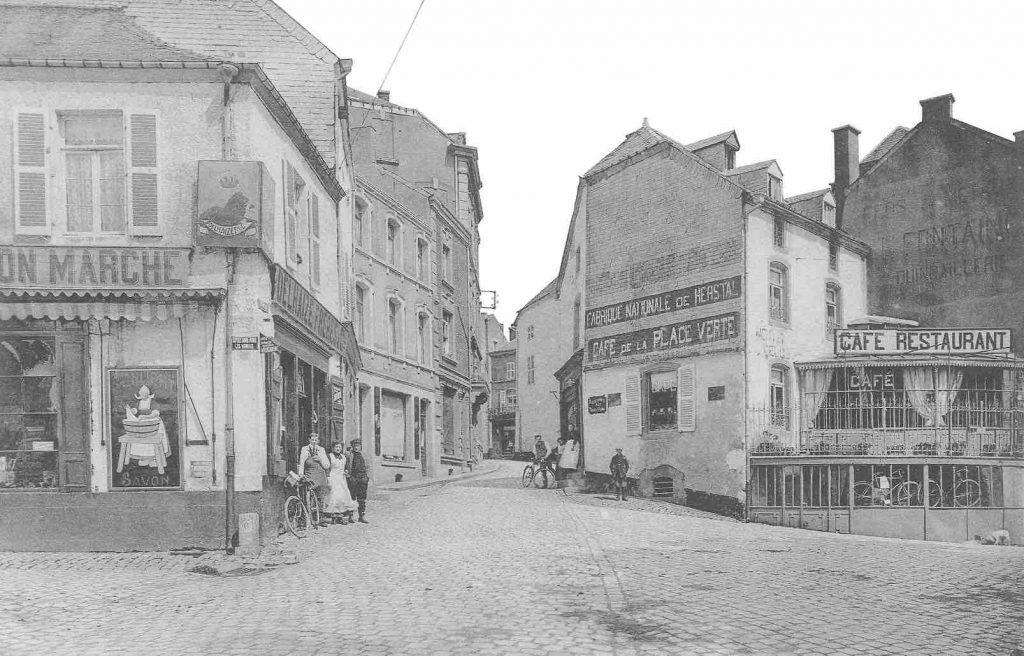 Virton Grand rue