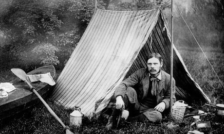 Thomas Hiram Holding (Association Camping and Caravaning Club) in 1901-Photograph Camping and Caravaning Club.jpg